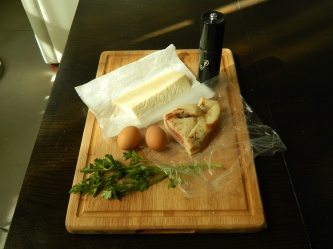 Bucatini alla Carbonara Ingredients